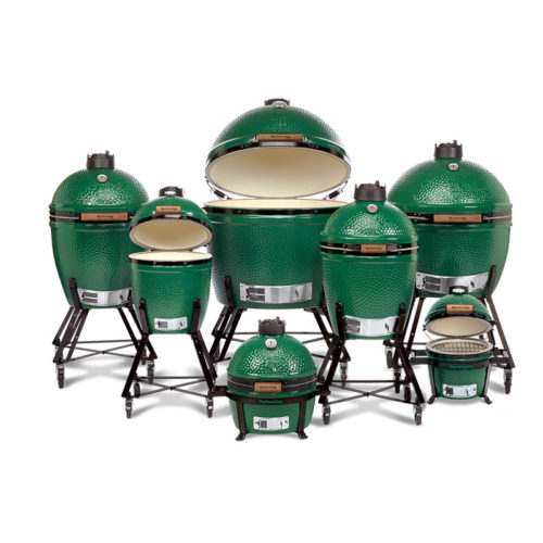 Big Green Eggs